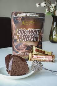 protein schoko brownie gugelhupf für eine 22 cm gugelhupf form