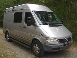 2004 Sprinter 2500 High Roof Van