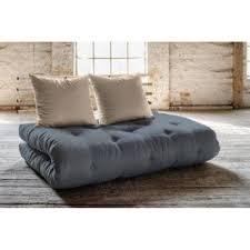 canapé gris taupe canapé banquette futon convertible au meilleur prix canapé lit en