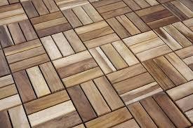 Materials Present Contemporary Wood Patio Floor Extraordinary Outdoor