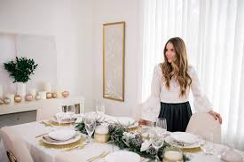 Frontgate Christmas Trees Uk by Holiday Decorating Gal Meets Glam
