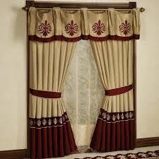 Kitchen Curtain Ideas 2017 by Red Kitchen Curtains Design For Cool Modern Kitchen Curtain Modern