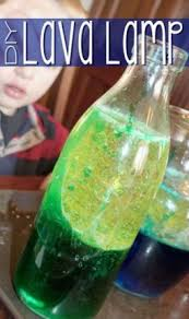 Lava Lamp Science Project Results by Experimenting With Baking Soda U0026 Vinegar