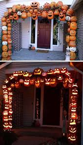 Diy Halloween Decorations Pinterest by Best 25 Outside Halloween Decorations Ideas On Pinterest Diy