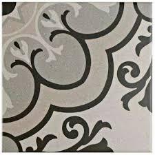 6x6 porcelain tile tile the home depot