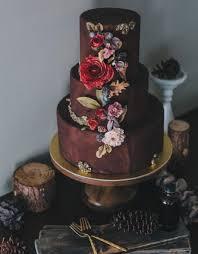 Fine Design Chocolate Wedding Cake Interesting Best 25 Cakes Ideas On Pinterest