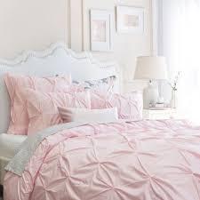 Blush Duvet Cover The Valencia Pink