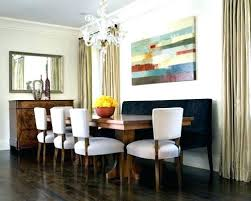 Banquette Seating Ideas Dining Room Magnificent Commercial
