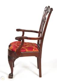 Pair Antique Dining Chairs Chippendale Ball Claw Foot Carved ... Antique Chairsgothic Chairsding Chairsfrench Fniture Set Ten French 19th Century Upholstered Ding Chairs Marquetry Victorian Table C 6 Pokeiswhatwedobest Hashtag On Twitter Chair Wikipedia William Iv 12 Bespoke Italian Of 8 Wooden 1890s Table And Chairs In Century Cottage Style Home With Original Suite Of Empire Stamped By Jacob Early