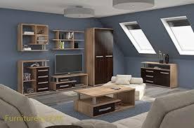 tv wohnwand tv tisch satz wohnzimmer satz angle 4 tv bank freistehend klein display einheit 2t kleiderschrank kommode wandregalen plus koffee
