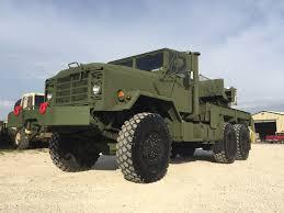 100 6x6 Military Trucks For Sale 2012 Rebuild M936A2 Wrecker Crane Truck 45000lbs Winch
