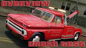 100 Gta 4 Tow Truck Chevrolet C20 Truck 1966 For GTA YouTube