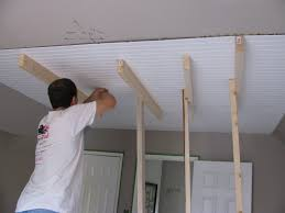 Staple Up Ceiling Tiles Home Depot by Best Beadboard Ceilings Ideas U2014 Interior Exterior Homie