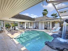 100 Water Fall House Poipu Fall Private Secluded Swimming Pool AC In Bedrooms Poipu