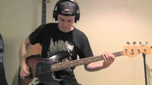 mike dyer against me bass cover walking is still honest
