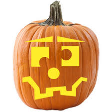 Skeleton Pumpkin Carving Patterns Free by Free Pumpkin Stencils For Halloween