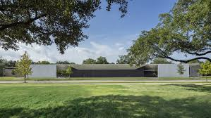 100 Johnston Architects Marklees Menil Drawing Institute Opens In Houston