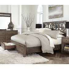 Skyline Tufted Wingback Headboard King by Beds Costco