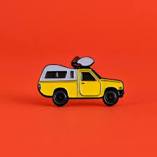 100 Pizza Planet Truck PIZZA PLANET TRUCK Pin SORE WINNERS