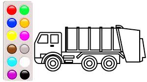 Car And Truck Coloring Pages, Learn Colors With Garbage Truck ... Mail Truck Coloring Page Inspirational Opulent Ideas Garbage Printable Dump Pages For Kids Cool2bkids Free General Sheets Trucks Transportation Lovely Pictures Download Clip Art For Books Printable Mike Loved Coloring The Excellent With To 13081 1133850 Mssrainbows Tracing Pack To And Print