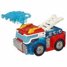 Playskool Heroes Rescue Bots Energize Heatwave Fire Bot Figure ...
