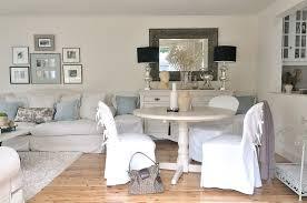 weisses wohnzimmer im romantisch bild kaufen 11043456