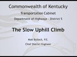 Ky Transportation Cabinet District 6 by Florida Department Of Transportation Ppt Download