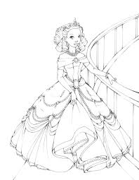 New Coloring Pages Barbie Beautiful