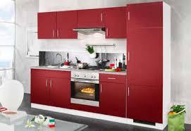 wiho küchen küchenzeile valencia mit e geräten breite 270 cm
