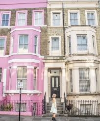 100 Notting Hill Houses Best Instagrammable Streets In London SUITCASE AND I