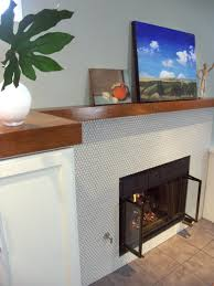 Living Room With Fireplace Design by 10 Colorful Tile Fireplaces Hgtv
