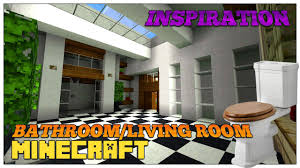 Minecraft Small Living Room Ideas by Minecraft Living Room And Bathroom Inspiration U0026 Design Ideas