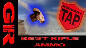 Best 5 56 Ammo Part 1 50gr TSX 55gr TAP 75gr TAP