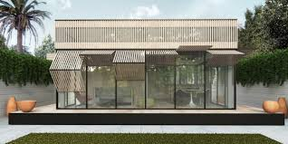 100 Prefab Architecture Yves Bhar Debuts A Line Of Beautifully Designed Homes