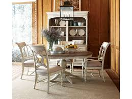 Weatherford 5 Piece Round Dining Room Set GPD170