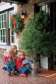 What Is The Best Christmas Tree Stand by Watch When To Put Up The Christmas Tree Southern Living