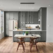 100 Industrial Style House American Woodmark Custom Kitchen Cabinets Shown In