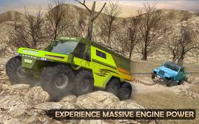 6x6 Mud-Runner Car Tow Truck: Offroad Spin Tires - Free Download Of ...