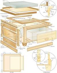 wooden storage bench seat plans woodworking project north