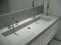 Sinks In House Smell Like Sewer by Chloe At Home Choosing Bathroom Sinks For The New Condo Trough