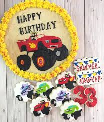 Blaze The Monster Truck For A 3rd Birthday! - Cookies By Sydnie ... Remote Control Monster Truck Bubblebuyer Cookies For Roccos 3rd Birthday Sweet Kiera Simplysweet Treat Boutique Decorated Break Time Okys Cookies Custom Cookievonster Flickr Jam Party Supplies Encantadora Trucks Giant Recipe Taste Of Home Invitations Best Of Jackandy 4x4 Savagery Brushless Ideas At In A Box