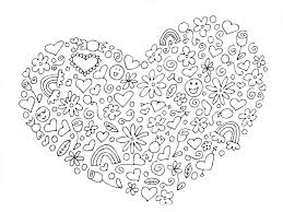 Hard Printable Coloring Pages For Adults