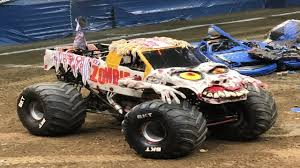 Monster Jam: Nassau Coliseum Close Up High Quality 1080P HD - Truck Jam