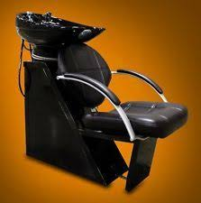 backwash ceramic shoo bowl sink chair unit station beauty spa