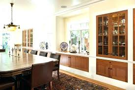 Dining Room Built In Amazing Cabinets Cabinet Traditional With Area Rug Din