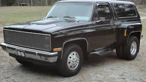 For $15,500, Could This 1982 Chevy Blazer Dually Be Your New ...