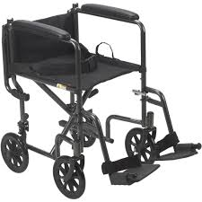Transport Chair Or Wheelchair by Drive Medical Lightweight Steel Transport Wheelchair Fixed Full