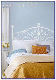 White Wrought Iron King Size Headboards by White Wrought Iron King Size Headboards 28 Images Design