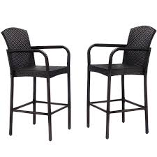 2 Pcs Rattan Bar Stool Set High Chairs | Chairs | Rattan Bar Stools ... Chair Overstock Patio Fniture Adirondack High Chairs With Table Grand Terrace Sling Swivel Rocker Lounge Trends Details About 2pcs Rattan Bar Stool Ding Counter Portable Garden Outdoor Rocking Lovely Back Quality Cast Alinum Oval And Buy Tables Chairsding Chairsgarden Outside Top 2 Pcs Set Household Appliances Cool Full Size Bar Stools