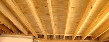 Distance Between Floor Joists by Floor Joist Spans For Home Building Projects Today U0027s Homeowner